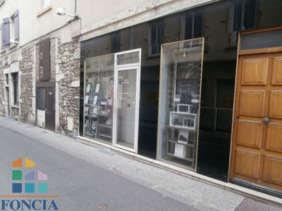 Location Local commercial Vienne