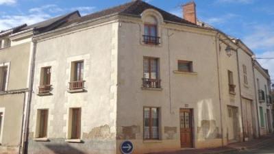 Maison de ville rénovée Descartes