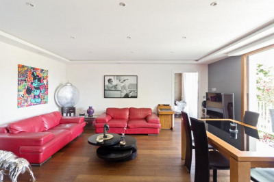 Triangle d'or appartement 112 m² avec 4 chambres