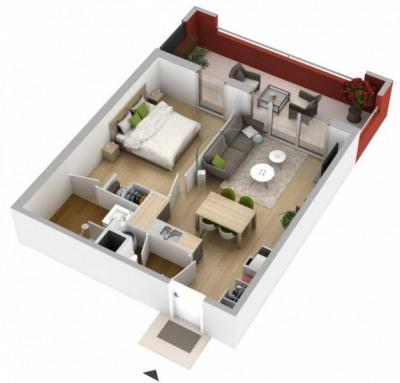 Vente Appartement 2 pièces Ajaccio-(43 m2)-140 000 ?
