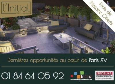 New home sale - Programme - Paris 15ème - Photo