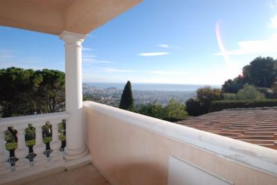 Villa gairaut vue mer panoramique