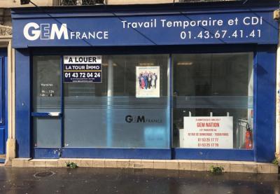 Location Boutique Paris 11ème