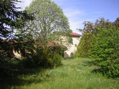 Vend maison + terrain divisible proche de Chanas