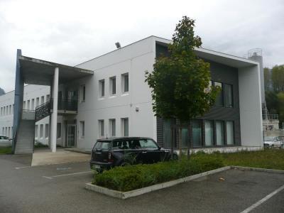 Location Local d'activités / Entrepôt Voreppe