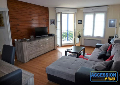 Appartement T4 Dijon TOISON 3 chambres + garage + parking