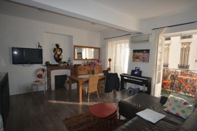 Appartement 4 pièces nice centre clémenceau