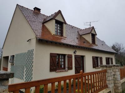 Grande maison familiale avec chambre en rez-de-chaussée