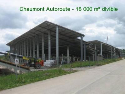 Location Local d'activités / Entrepôt Chaumont