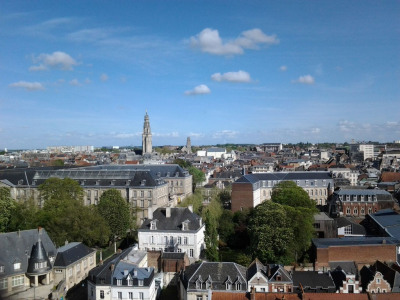 Vente appartement Arras