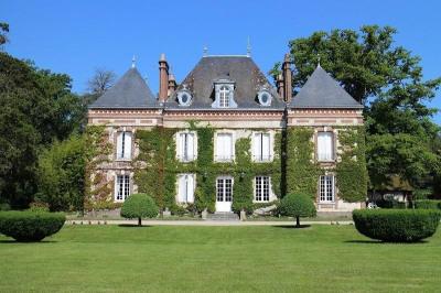 chateau a vendre loiret