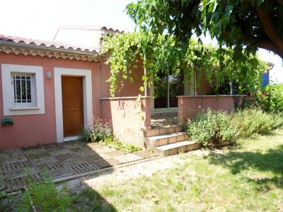 Villa récente de 97 m² habitable sur 450 m² de terrain environ
