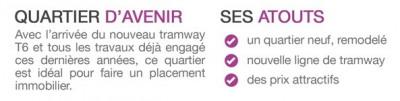 Vente neuf programme Lyon 8ème (69008)