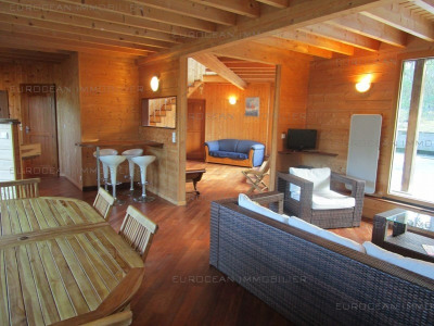 Vacation rental house / villa Lacanau-ocean 785€ - Picture 3