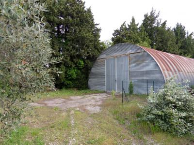 Entrepôt / local industriel Althen des paluds de 400 m²