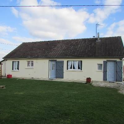 Sale house / villa Entre lisieux et orbec 154000€ - Picture 1