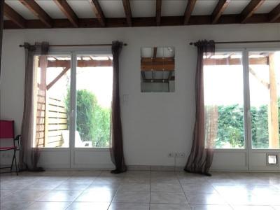 Andernos, maison de ville offrant un lumineux séjour avec cuisine ouverte, 3 chambres, 2 salles d'eau, 2W ...