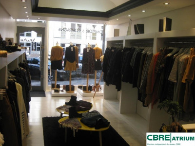 Location Boutique Clermont-Ferrand