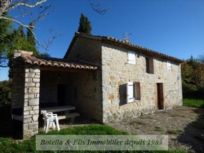 Zuid-frans stenen landhuisje 3 kamers