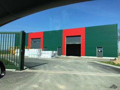 Location Local d'activités / Entrepôt Fauville-en-Caux