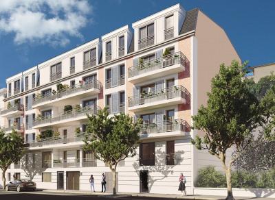 Appartement 4 pièces duplex,  m² - Saint-Maurice (94410)