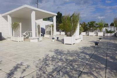Terrasse 109 m² - lumineux 4 pièces - jolie vue dégagée