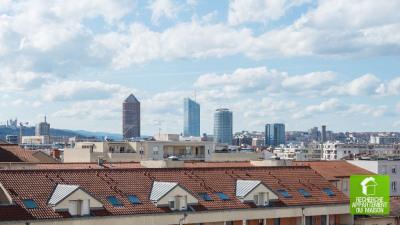 Appartement Villeurbanne 3 pièce(s) 64 m2