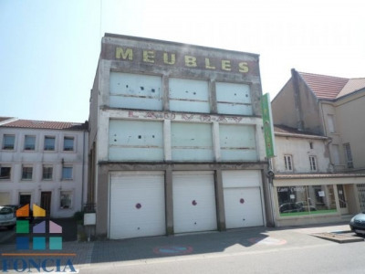 Vente Local commercial Faulquemont