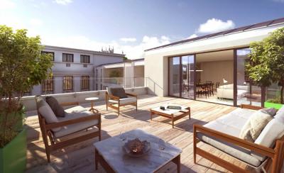 Appartement terrasse plein ciel Lyon 2 Bellecour