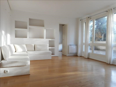 appartement 4 Pièces 93m² + jardin
