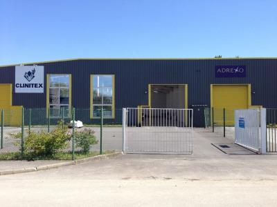 Location Local d'activités / Entrepôt Lacroix-Saint-Ouen
