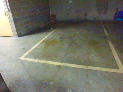 Place parking en sous-sol