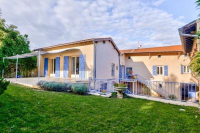 Vente de prestige maison / villa Curis Au Mont d Or