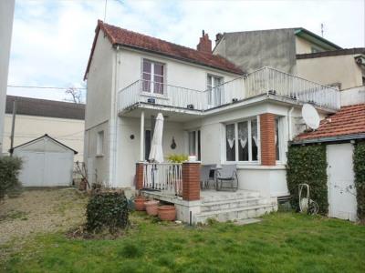 Vente Maison / Villa 5 pièces Bourges-(87,5 m2)-159 500 ?