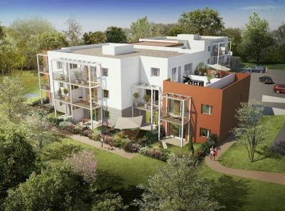 Appartement Les Hauts de Kerleguer (Brest)