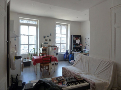 Appartement loué Lyon 3 T2 46.48 m²