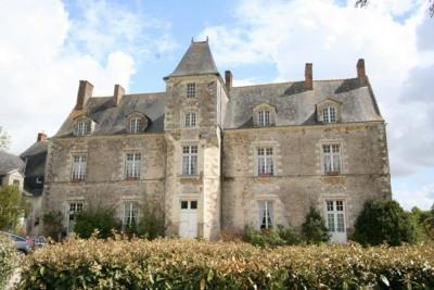 Château proche NANTES classé