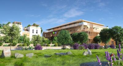 Produit d'investissement - Appartement 5 pièces - 95 m2 - Meyreuil - Photo