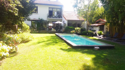 Maison rénovée piscine