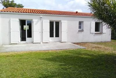 Maison Royan plain-pied et garage