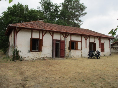 Landes house (typical) 4 rooms
