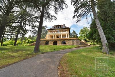 Maison Saint cyr au mont d'or 8 pièces 300 m²