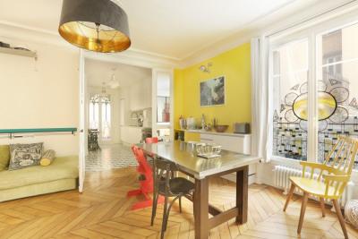 Paris IIe - Rue Tiquetonne