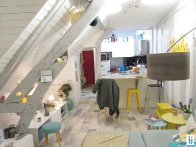Appartement Rouen Hyper-centre 3 pièce (s) 63.37 m²