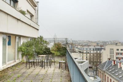 Paris XIIIe - Croulebarbe - Rue de la Glacière