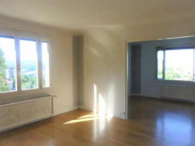 T3 de 72 m² - Superbe vue