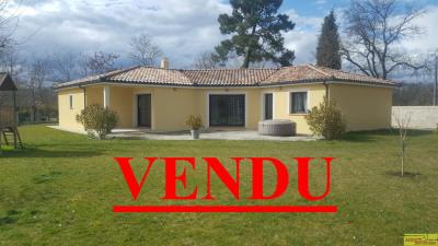 EXCLUSIVITÉ: Saint Sulpice Villa de 125m² de 2012