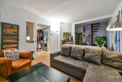 Vente Appartement Paris Abbesses - 69.7m²