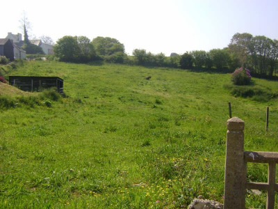 Vente terrain Le Ponthou