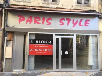 Location Boutique Montélimar